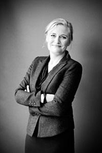 Pernille Hjortkjær hjælper virksomheder online