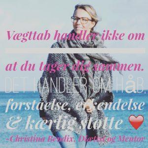 Christina Bendix citat
