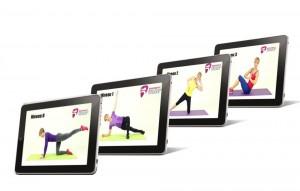 Online træning til gravide og nybagte mødre