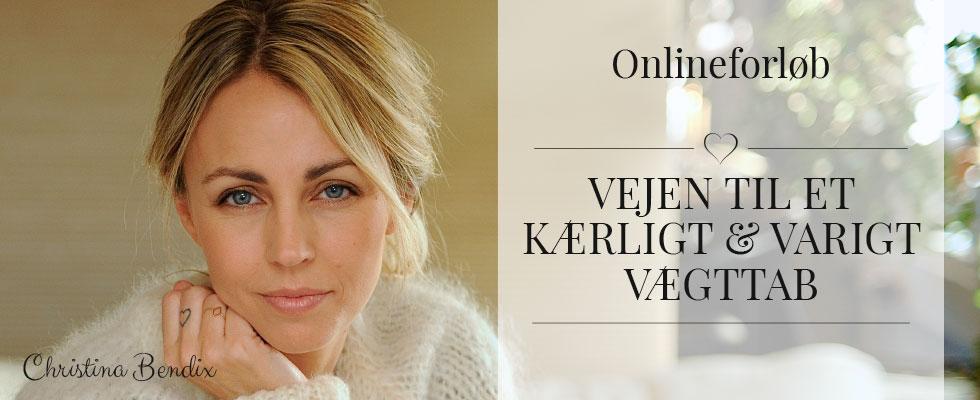 Onlineforløb ved Christina Bendix