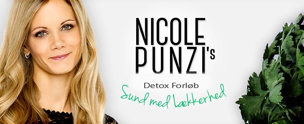 Nicole Punzi - Detox forløb sund med lækkerhed