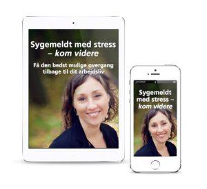 Stine Lundgaard - Sygemeldt med stress online forløb
