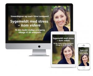 Stine Lundgaard - Sygemeldt med stress online workshop