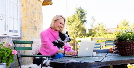 Lea Nor online medlemsklub med online hundetræning